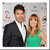 Eric Schiffer and Jane Seymour attend the 'Open Hearts Foundation Gala' on May 10, 2014 in Malibu, California. (Photo by Angela Weiss/Getty Images for Open Hearts Foundation)